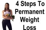 Thumbnail 4 Steps to Permanent Weight Loss PLR EBook + Bonus