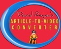 Thumbnail PLR Article To Video Converter +9k articles + Bonus Software
