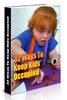 Thumbnail 32 Ways To Entertain Kids PLR ebook + Website + Bonus