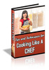 Thumbnail 101 Cooking Tips PLR E-book + Website + Bonus