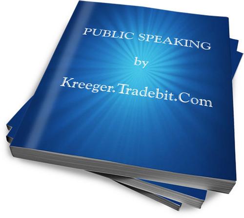 Product picture 25 Public Speaking Articles+Bonus (Article Analyzer)
