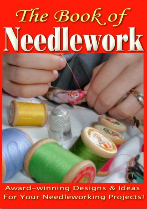 Product picture PLR A-Z Needlework Ebook + Bonus(25 Embroidery Articles)