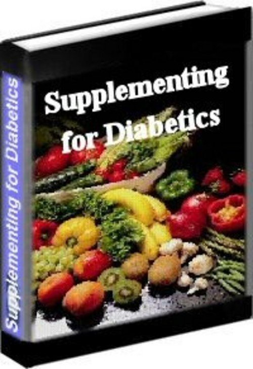 Product picture PLR Supplements For Diabetics Ebook + Bonus 57 Yoga Articles