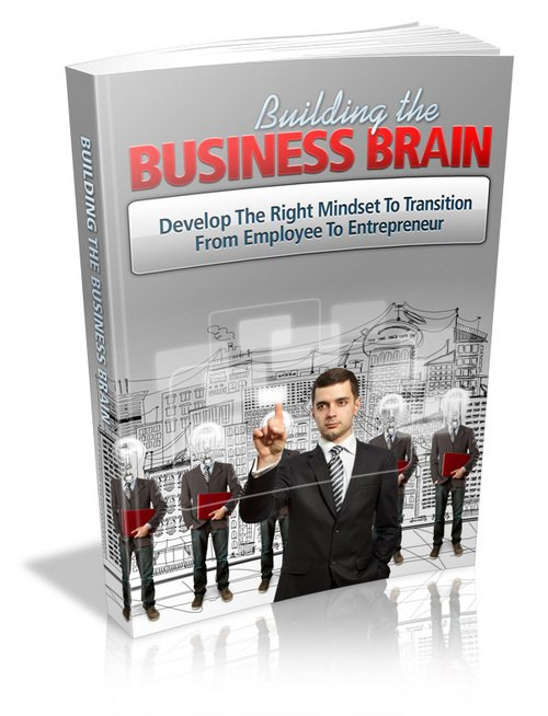 Product picture PLR Business Brain Ebook + Bonus(101 Steps To Success)