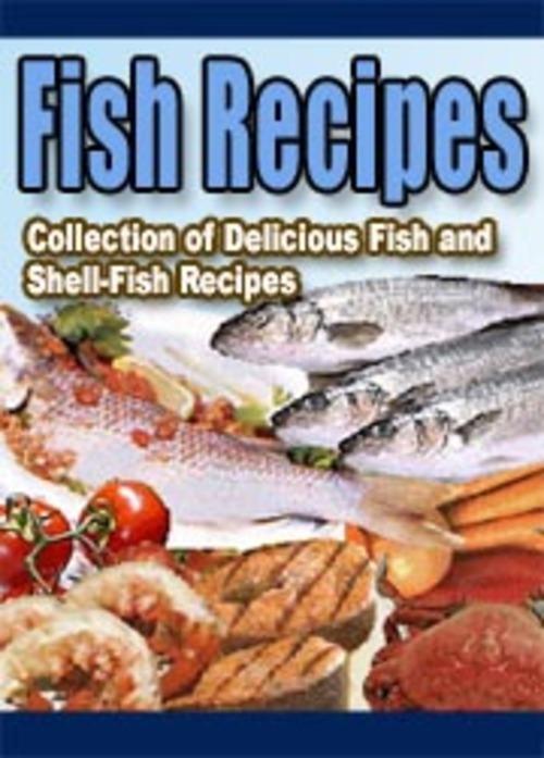 Product picture Fish Recipies eBook/website + Bonus Software
