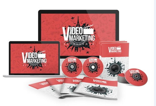 Product picture Video Marketing Excellence PLR + Bonus Software