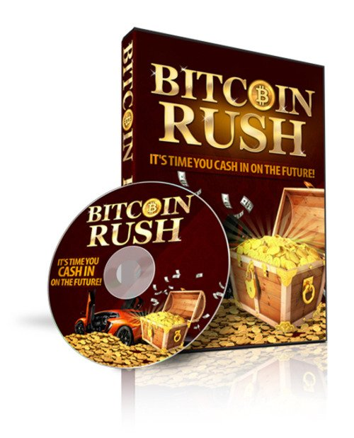 Product picture BitCoin Rush 12  MRR Videos and Website + Bonus Software