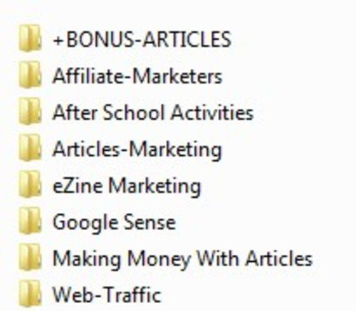 Product picture 44 misc. Plr Articles + Bonus Article Analyzer Software