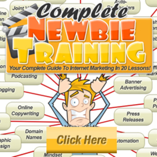 Product picture Complete Newbie Training 20 PLR Videos, E-books, PSD Files