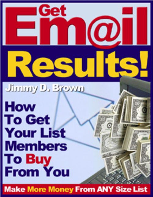 Product picture 6 Keys To Getting Email Results PLR E-book + Bonus