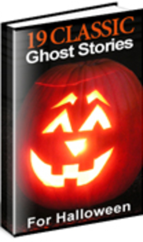 Product picture 19 Halloween Ghost Stories PLR E-book + Website + Bonus