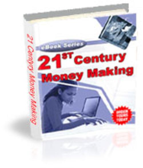 Product picture 21st Century Money Makers PLR E-book App + Bonus