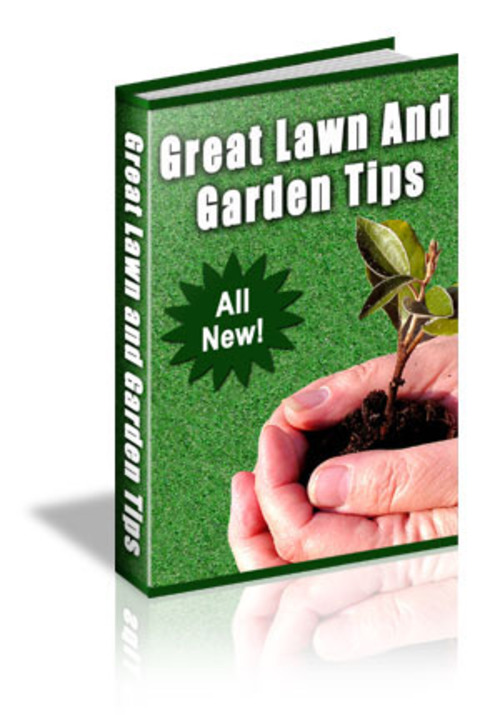 Product picture 101 Gardening Tips PLR E-book + Website + Bonus