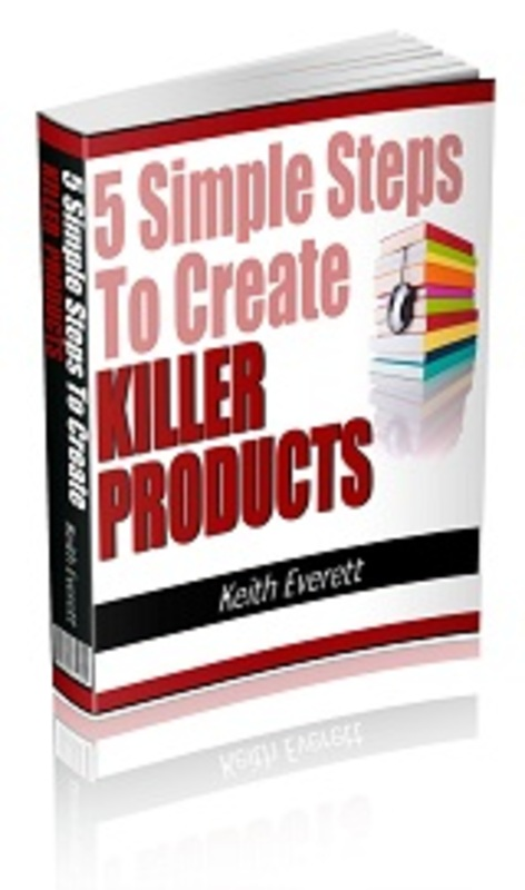 Product picture Creating Killer Products MRR E-Book + 7 Videos + Bonus