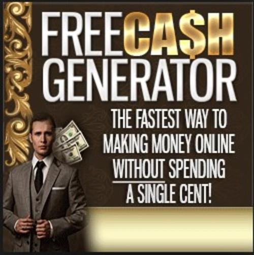 Product picture Free Cash Generator MRR E-Book App + Website + Bonus