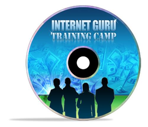 Product picture Internet Guru PLR Video + EBook + Website + Bonus