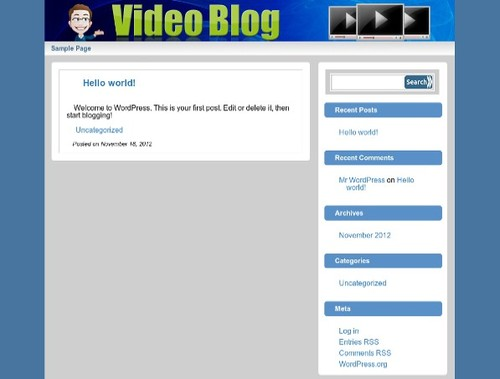 Product picture Wordpress Tube Ninja Theme and Plugin MRR + Bonus