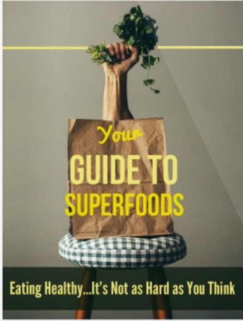 Product picture Superfoods 2 PLR Biz-in-a-box + Bonus